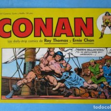 Cómics: CONAN TIRAS PRENSA NUMERO 09. Lote 147708246