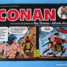Cómics: CONAN TIRAS PRENSA NUMERO 10. Lote 147708378