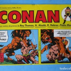 Cómics: CONAN TIRAS PRENSA NUMERO 11. Lote 147708606