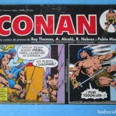 Cómics: CONAN TIRAS PRENSA NUMERO 12. Lote 147708806
