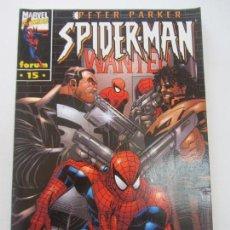 Cómics: PETER PARKER SPIDERMAN LOMO NEGRO Nº 15 FORUM - BUEN ESTADO VSD02. Lote 147737494