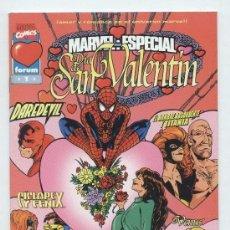 Cómics: MARVEL ESPECIAL DIA DE SAN VALENTIN - FORUM - IMPECABLE. Lote 147786714