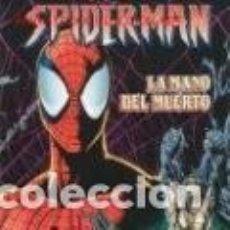 Cómics: SPIDERMAN LA MANO DEL MUERTO - FORUM - COMO NUEVO. Lote 147787142