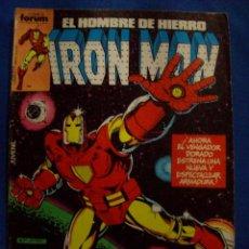 Cómics: IRON MAN EL HOMBRE DE HIERRO Nº 2 FORUM. Lote 147792238