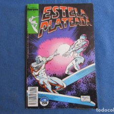 Cómics: MARVEL COMICS / ESTELA PLATEADA N.º 10 VOLUMEN 1 FORUM 1989 / INCLUYE: MARVEL SUPERTRIVIAL GIGANTE. Lote 147842762