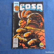 Cómics: LA COSA N.º 4 DE JOHN BYRNE - FORUM 1989. Lote 147843538