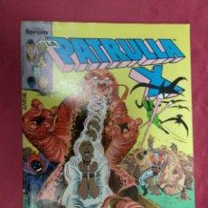 Fumetti: LA PATRULLA-X. 38. FORUM. . Lote 147945842