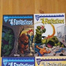 Cómics: LOS 4 FANTASTICOS BIBLIOTECA MARVEL EXCELSIOR COMPLETA 1 A 32 MAS 01 02 03 FORUM. Lote 147948742