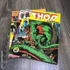 Cómics: LOTE THOR - FORUM - 1983 (3 CÓMICS). Lote 147969706