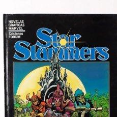 Cómics: STAR SLAMMERS, WALTER SIMONSON (NOVELA GRÁFICA MARVEL). Lote 148025426