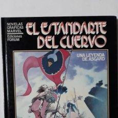Cómics: EL ESTANDARTE DEL CUERVO, ZELENETZ / VESS. Lote 148025638