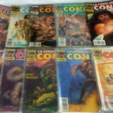 Cómics: CONAN EL BARBARO - PRIMERA EDICION AÑOS 80. Lote 148025650