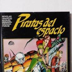 Cómics: PIRATAS DEL ESPACIO, BILL MANTLO / JACKSON GUICE (NOVELAS GRÁFICAS MARVEL). Lote 148025830
