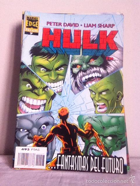 HULK N 7. 1996 (Tebeos y Comics - Forum - Hulk)