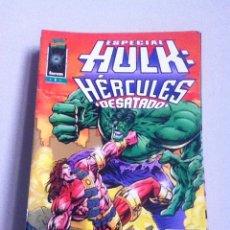 Cómics: ESPECIAL HULK : HÉRCULES . DESATADO . N 1. Lote 148042194