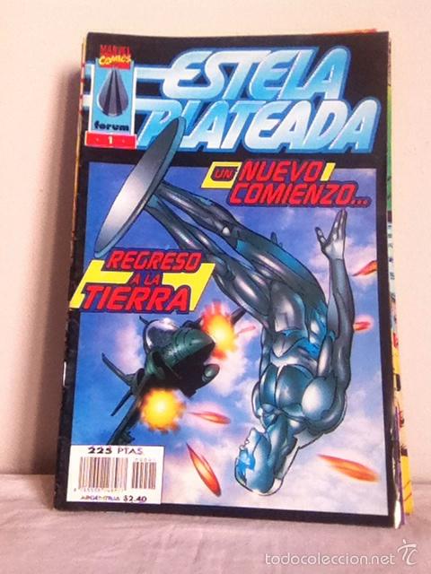 ESTELA PLATEADA VOL. 3. N 1 (Tebeos y Comics - Forum - Silver Surfer)