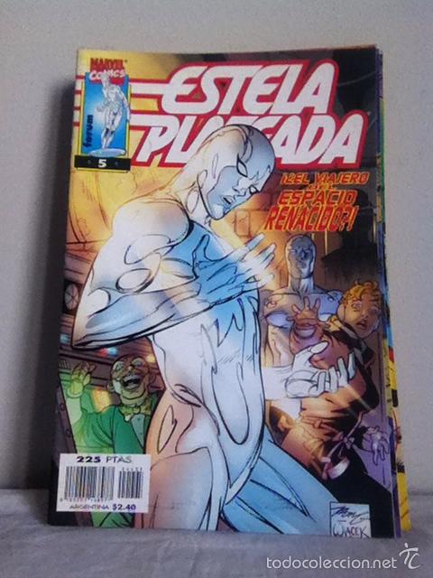 ESTELA PLATEADA VOL. 3 N 5 (Tebeos y Comics - Forum - Silver Surfer)