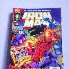 Cómics: IRÓN MAN. VOL. III N 13. Lote 148043514