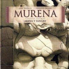 Cómics: MUREÑA DUFAUS Y DELABY AÑO 2007 12 EUROS UNIDAD. Lote 148081978