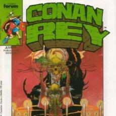 Cómics: CONAN REY - Nº 30 -MUERTE EN ESTYGIA- GRAN JOHN BUSCEMA-1987-BUENO-MUY DIFÍCIL-LEAN- 0059. Lote 148083170