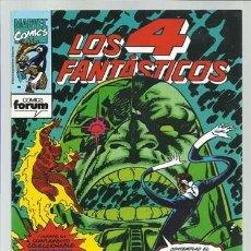 Cómics: LOS 4 FANTÁSTICOS 122, 1993, FORUM, MUY BUEN ESTADO. Lote 148087534