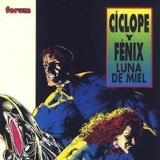 Fumetti: COL. ONE SHOT Nº 6 CICLOPE Y FENIX LUNA DE MIEL - FORUM - MUY BUEN ESTADO. Lote 148108322