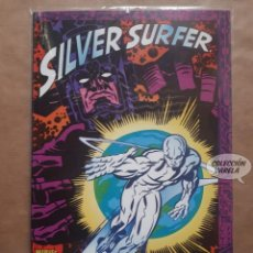 Cómics: SILVER SURFER - STAN LEE Y JACK KIRBY - FORUM - RÚSTICA - JMV. Lote 148143498