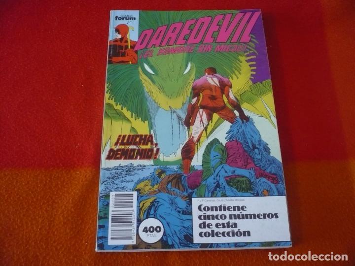 DAREDEVIL VOL. 2 RETAPADO NºS 11 AL 15 ( ANN NOCENTI Y ROMITA JR ) ¡BUEN ESTADO! FORUM AÑO 1991 (Tebeos y Comics - Forum - Daredevil)