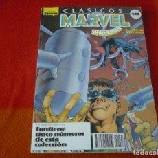 Cómics: CLASICOS MARVEL RETAPADO NºS 31 AL 35 ¡BUEN ESTADO! SPIDERMAN FORUM MARVEL . Lote 148172290