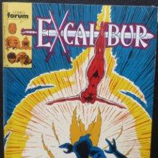Cómics: COMIC EXCALIBUR COMICS MARVEL,AÑO 1990,NUMEROS 11,12,13,14,15. Lote 148189058