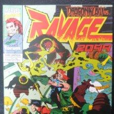Cómics: COMICS RAVAGE 2099,NUMERO 6 DE 12,STAN LEE,1994, FORUM COMICS,MARVEL. Lote 148189366