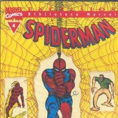 Cómics - Biblioteca Marvel. Spiderman nº 4 - 148199738