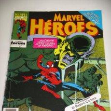 Cómics: SPIDERMAN, EL NIÑO QUE LLEVAS DENTRO 1ª PARTE, ED. FORUM, MARVEL HEROES Nº 72, ERCOM. Lote 148232854