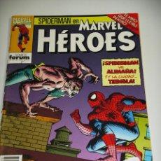 Cómics: SPIDERMAN, EL NIÑO QUE LLEVAS DENTRO 2ª PARTE, ED. FORUM, MARVEL HEROES Nº 73, ERCOM. Lote 148233106