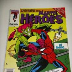 Cómics: SPIDERMAN, EL NIÑO QUE LLEVAS DENTRO 3ª PARTE, ED. FORUM, MARVEL HEROES Nº 74, ERCOM. Lote 148233358