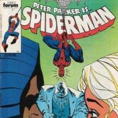 Cómics: SPIDERMAN VOL. 1 Nº 56 1ª EDICION - FORUM - MUY BUEN ESTADO. Lote 148233582