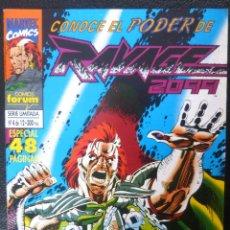 Cómics: COMICS RAVAGE 2099,NUMERO 4 DE 12,ESPECIAL 48 PAGINAS,STAN LEE,1994, FORUM COMICS,MARVEL. Lote 148246778