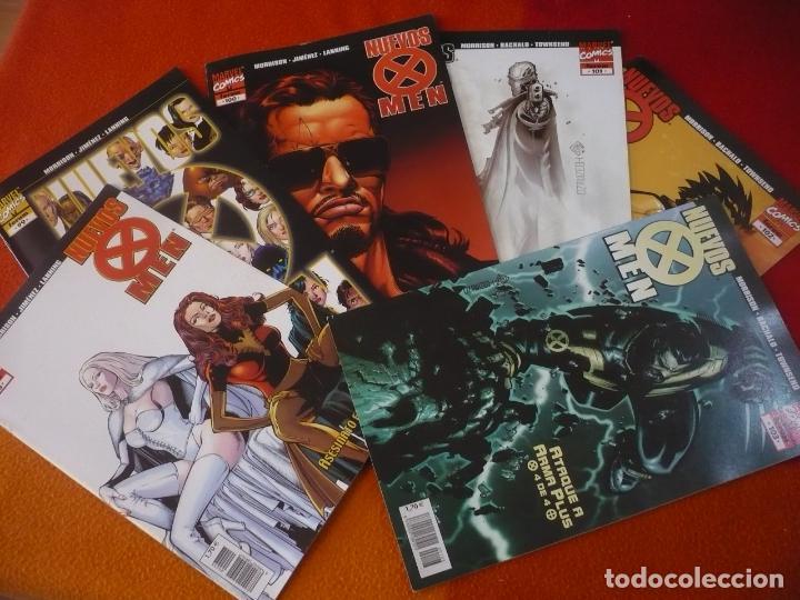 NUEVOS X MEN VOL. 2 NºS 98, 99, 100, 101, 102 Y 103 ( MORRISON JIMENEZ ) ¡MUY BUEN ESTADO! MARVEL (Tebeos y Comics - Forum - X-Men)
