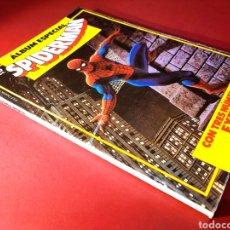 Cómics: BASTANTE NUEVO ALBUM ESPECIAL SPIDERMAN RETAPADO FORUM. Lote 148409370