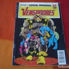 Cómics: LOS VENGADORES ESPECIAL PRIMAVERA 1989 FORUM MARVEL . Lote 148455214