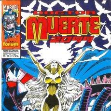 Comics - DOCTOR MUERTE 2099 NÚMERO 7 CÓMICS FÓRUM MARVEL - 148472042