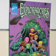 Cómics: EXPLORADORES - FORUM OFERTA. Lote 148549938