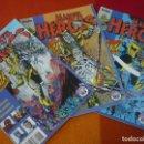 Cómics: MARVEL HEROES 47, 48 Y 49 ( SAGA LA VENGANZA DEL MONOLITO VIVIENTE COMPLETA ) ¡BUEN ESTADO! MARVEL . Lote 148554098
