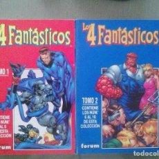 Cómics: LOTE COMIC LOS 4 FANTASTICOS TOMO 1 Y 2. Lote 148635658