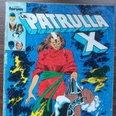 Cómics: COMICS LA PATRULLA X. FORUM Nº 36. Lote 148639554