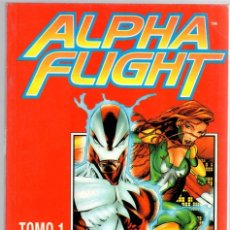 Cómics: ALPHA FLIGHT TOMO 1. CONTIENE LOS NUM. 1 AL 5. 1998. FORUM, PLANETA. Lote 148790253