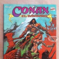 Comics: CONAN EL BÁRBARO - NOVELAS GRÁFICAS - LA RESURRECCIÓN DE ROTATH - MARVEL COMICS. Lote 148810738