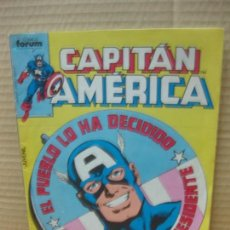 Cómics: CAPITAN AMERICA Nº 12. MARVEL. COMICS FORUM. Lote 148817902