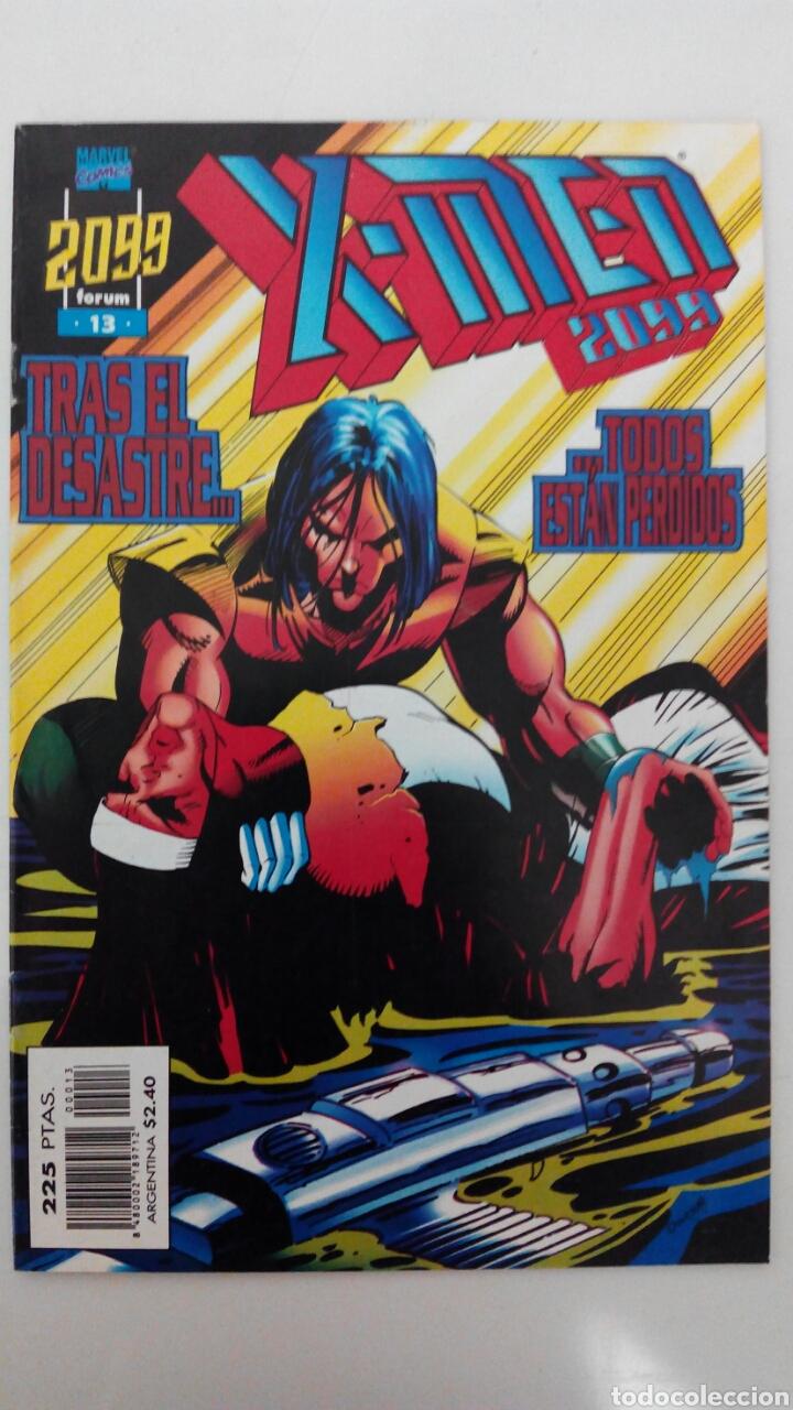 X-MEN 2099 VOL.2 N° 13 VOLUMEN 2 (Tebeos y Comics - Forum - X-Men)