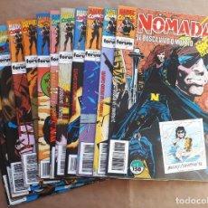 Fumetti: NÓMADA 1 A 12 COMPLETA - FORUM - JMV. Lote 148824734